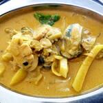 ケララキッチン - 牡蠣のマサラ