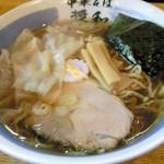醤和 せじけん - ワンタン麺