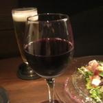 はなれのくるり - 赤ワイン