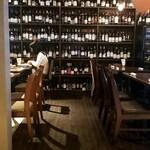 beer & wine厨房 tamaya - 店内