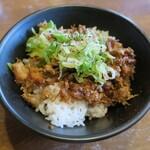 長崎らーめん 西海製麺所 - ・「セット チャーシュー丼(¥294.8)」