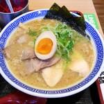 大志軒 - 上濃厚豚骨醤油麺