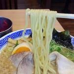 大志軒 - 麺リフト