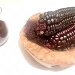 EdiTion Koji Shimomura - アンデスの黒トウモロコシ(こういうのを見せてくださるのも いいですね!)