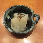 寿司 あさ海 - 料理写真:平目に昆布