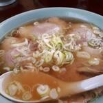 手打ちラーメン俵屋 - チャーシュー麺