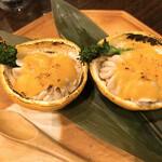 輪だち - 白子柚子味噌焼