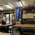 福神堂 - 店内