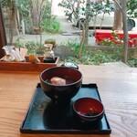 甘味茶屋 -