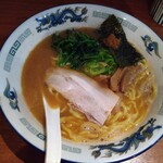 男旭山 - 旭川醤油