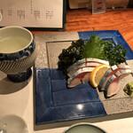 みのむし - 〆さば 日高見純米