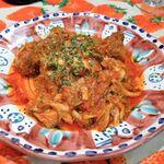 126093067 - 牛ホホと豚モモのトマト煮