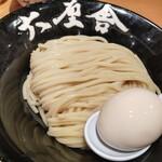126093598 - 味玉つけ麺(朝)750円