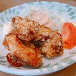 いかめしや 烹鱗 - 鶏から揚げ