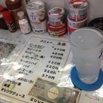 12610904 - レモンサワー(320円)2012年3月