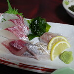 池田丸 - 料理写真:刺身定食