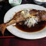 池田丸 - ほうぼうの煮魚定食