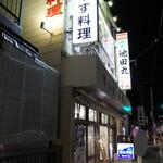 池田丸 - 外観