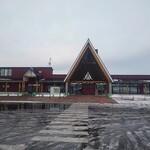 北欧の風 道の駅とうべつ - 建物外観