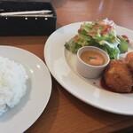 808キッチンアンドテーブル - 料理写真: