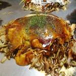 お好み焼きムーミン - 料理写真: