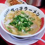 宮っ子ラーメン 西宮中前田店 - 味噌白菜らーめん