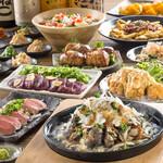 宮崎県日南市 塚田農場 - 5000円肉肉まんぷくコース
