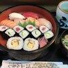 ふみ寿し - 料理写真:ランチ にぎり巻盛り  780円