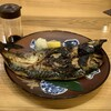 味処 銀の里 - 料理写真:長崎産 真さば一本一夜干し 800円