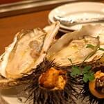 エルプルポ - 三陸産の生牡蠣