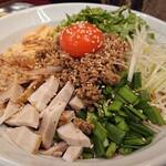 こてつ - コラボラーメンの男のビビン麺