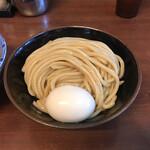 次念序 - 麺と味玉