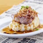 ビストロ タケノヤ - アンチョビポテトサラダ