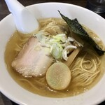 拉麺5510 - 「魚 しろたまり」770円也。税込。