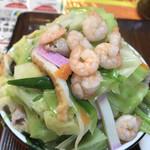 大和 - 料理写真:チャンポン(小)