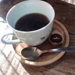 カフェ箱庭 - コーヒー