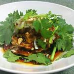 彩花 - 料理写真:よだれどり(蒸し鶏の甘辛前菜)
