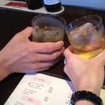 オーピンク - 乾杯