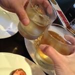 オーピンク - 乾杯、うまいつまみがあるとなおうまい酒