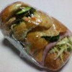パンのくっくう - カスクート