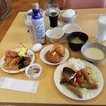 ホテル白洋 - 料理写真: