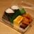 重吉 - 料理写真:おむすび弁当(鮭・おかか)