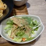 四川担担麺1841 - サラダ