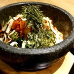 韓国料理 プヨ - 石焼ビビンバ