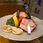 Yakinikutoraji - 肉