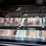 ラ・ターブル・ドゥ・べべ - おみやげケーキコーナー