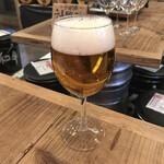126143089 - 生ビール(セルフ注ぎ飲み放題)