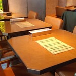 NAKAMEGURO TERRACE - テーブル席