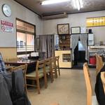 藤ヶ丘食堂 - 内観♪