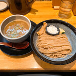 126147124 - つけ麺(並盛り).....870円